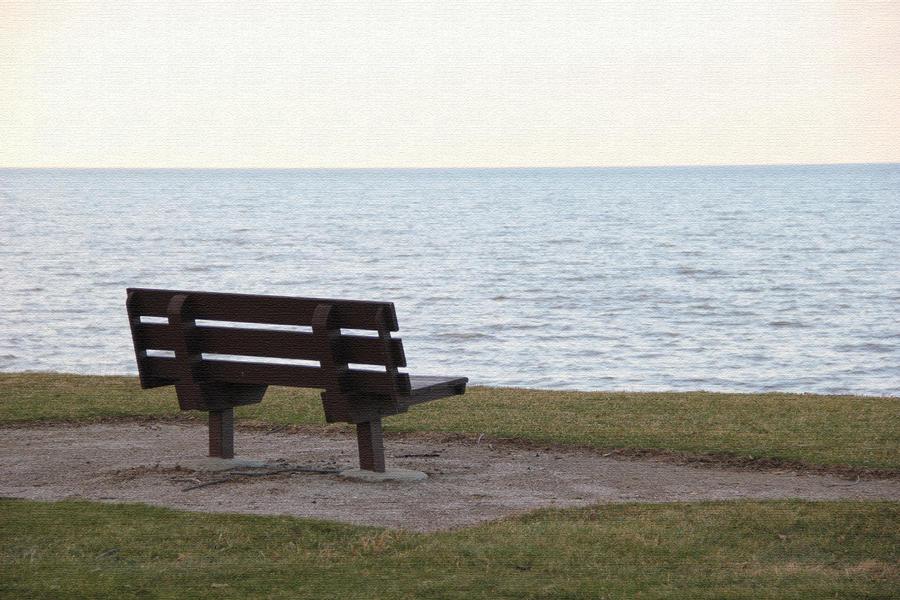 Bench by DakotaBailey