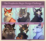 The Prophecies Begin Design Challenge