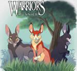Warriors Bunnies