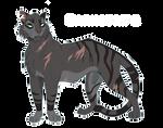 Darkstripe - Warriors Design 2021