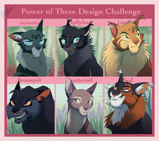 Power of Three Design Challenge