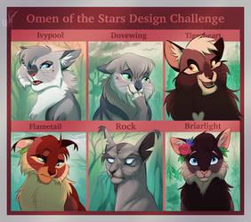 Omen of the Stars Design Challenge