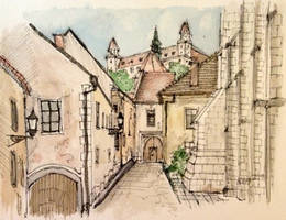 Bratislava by CharlotteLT