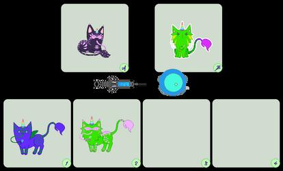 CLOSED spacecat breeding part 1!! by xxliquidrainbowxx