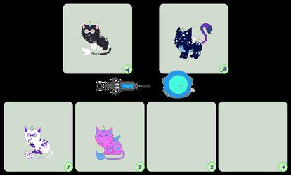 OPEN spacecat breeding part 2!! by xxliquidrainbowxx