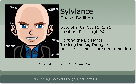 Sylvlance's Profile Picture