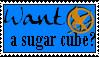 Want a sugar cube? by Francyssa