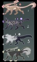 Cat Adoptions *CLOSED* by Awkwardos