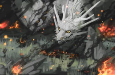 Ashes by Awkwardos