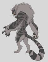 Werecat concept