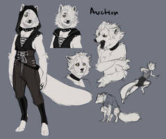 Arctic fox hybrid Auction *CLOSED*
