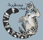Snow leopard? Adopt Auction *CLOSED*