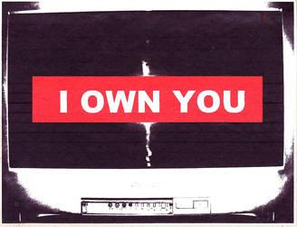 I own you by JarOfLight