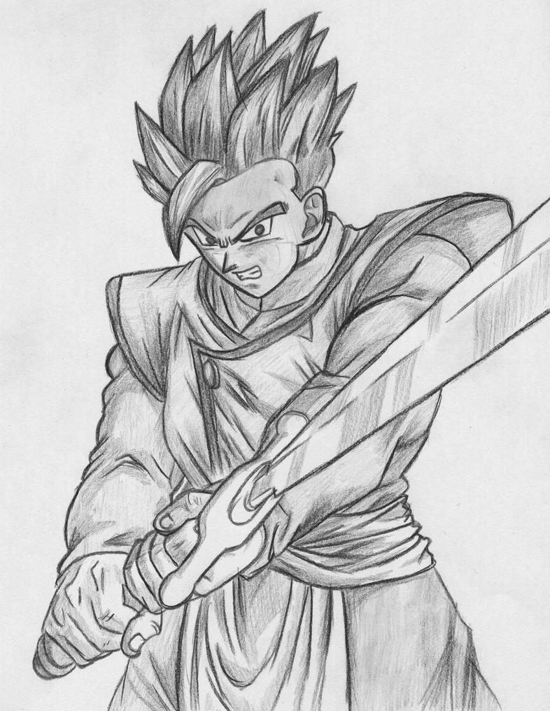 Dbz Drawings By RazorusDBZ On DeviantArt