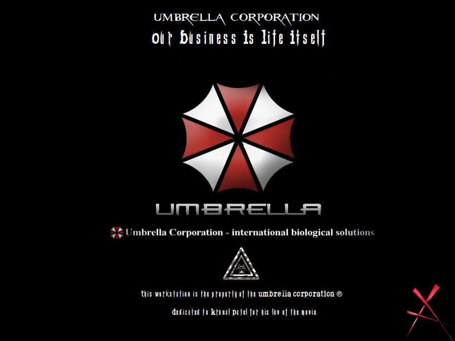 Umbrella corp by dumdummer on deviantart umbrella corp by dumdummer voltagebd Images