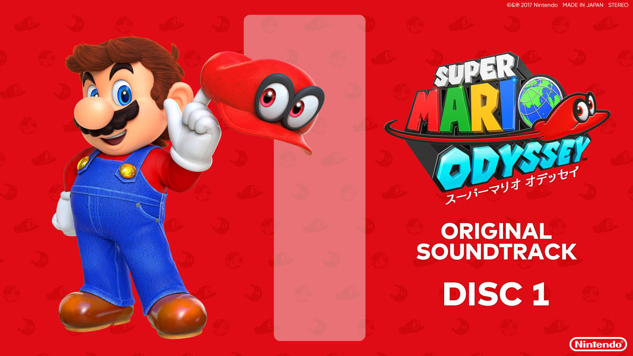 Super Mario Odyssey 4k Wallpaper Cd 1 By Sunsetdriver777 On
