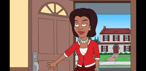 Sharon from American Dad