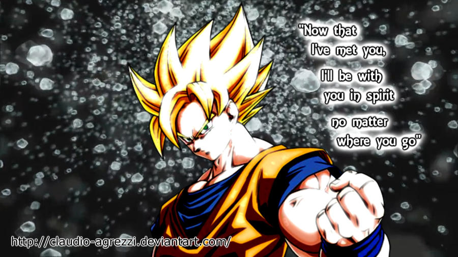 Dragon Ball Z Love Quotes : 18 Dbz Quotes. QuotesGram