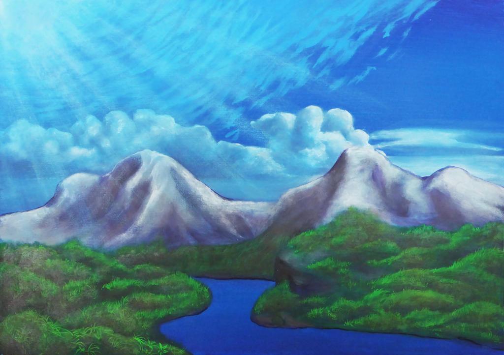 Landscape by aeravi