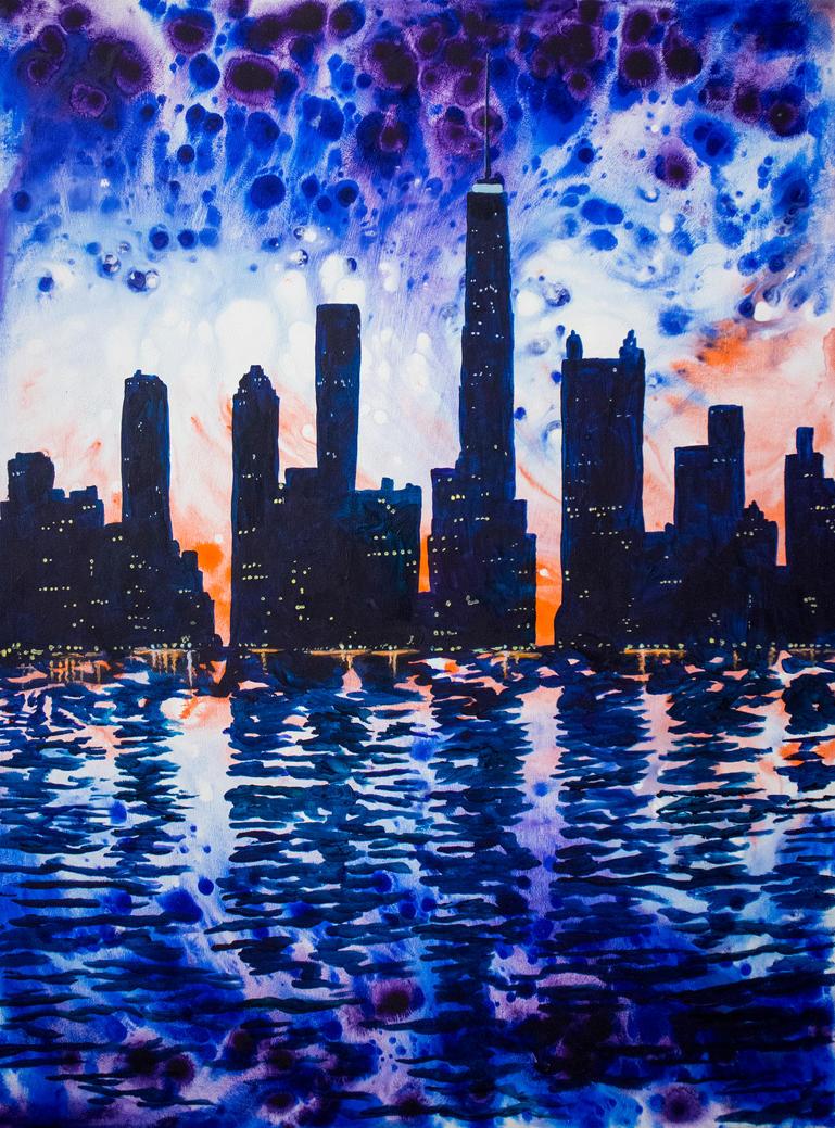 Cityscape by aeravi