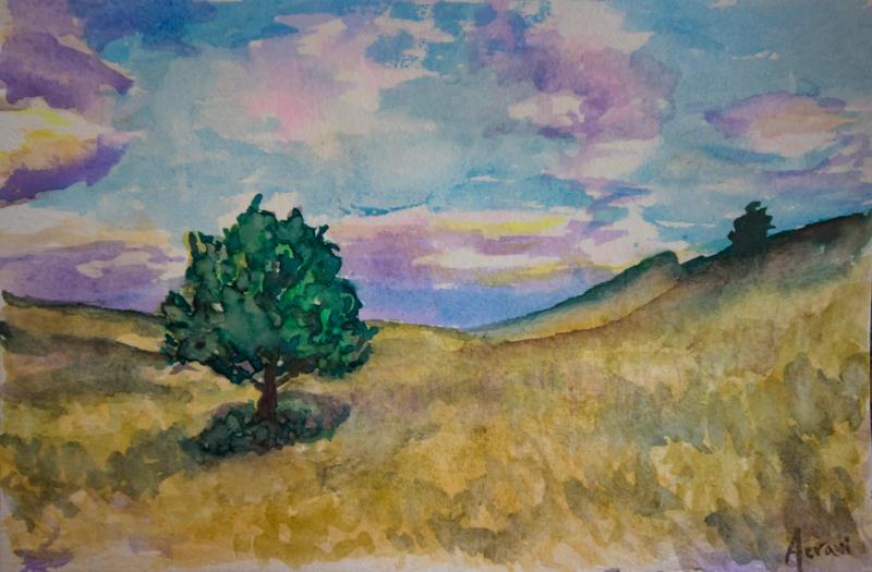 Cayote Ridge by aeravi