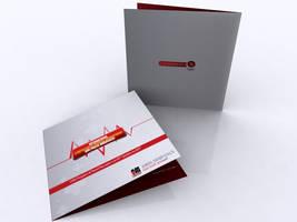Invitation Card -Amri Hospital by SAFAYAT