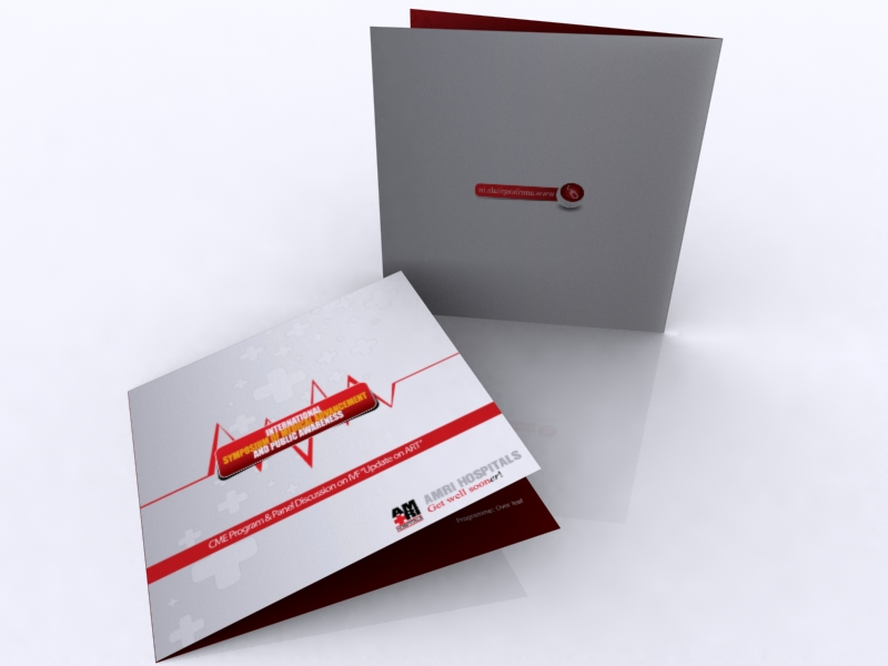 Invitation Card Amri Hospital By Safayat On Deviantart