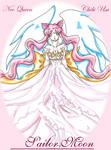 Queen Chibi Usa-coloured-