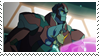 Zarkon x Honerva stamp by NeversideFaerie