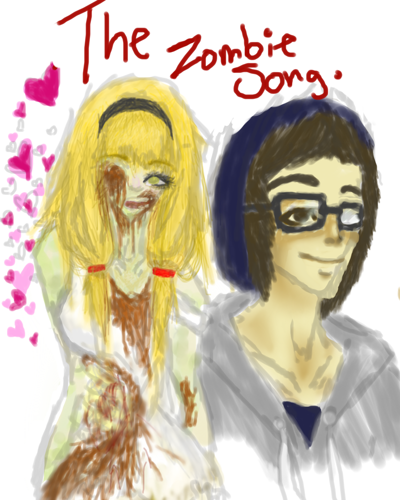 Zombie Love by alananime2000