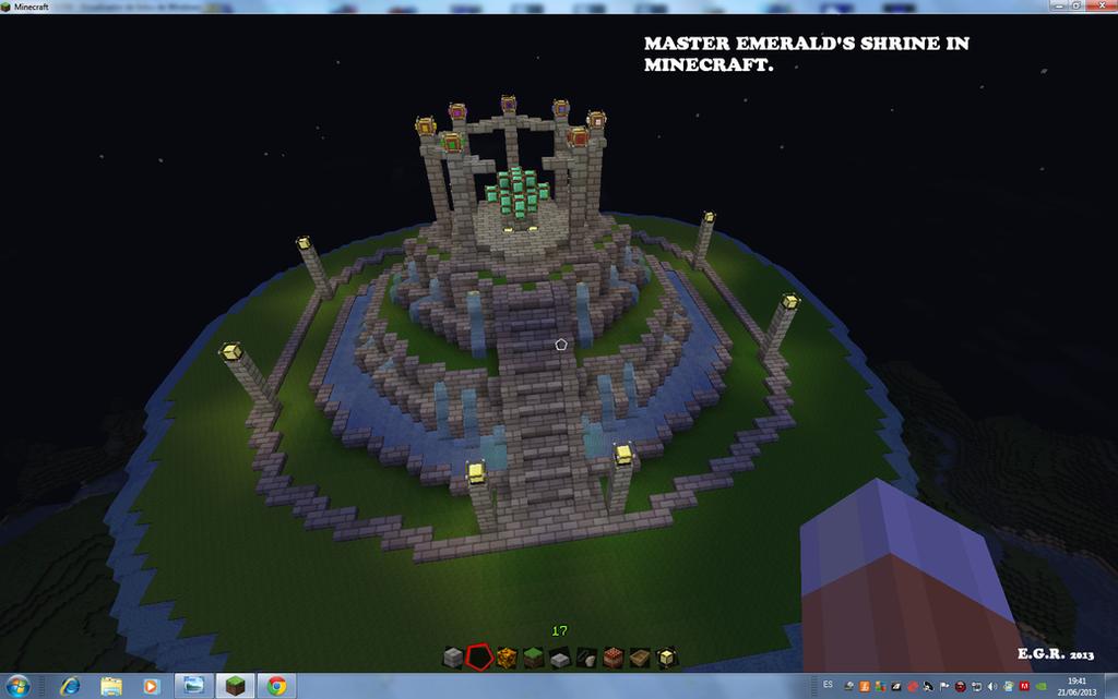 Master Emerald Minecraft By Aquath