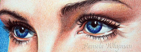 Eye Study, 3 by LightCircleArt