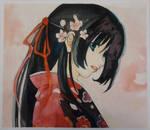 Geisha Manga Paintwork