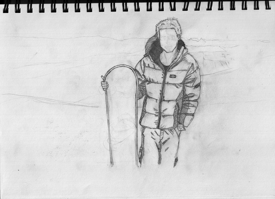 Snowboarder by Nicekiwi