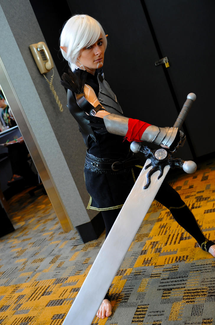 Otakon 2011 Fenris by DarkGyraen