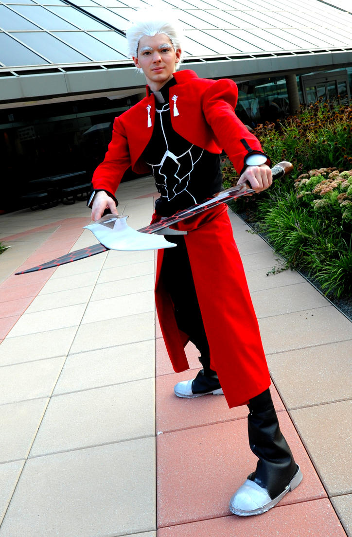 Otakon 2011 Archer by DarkGyraen