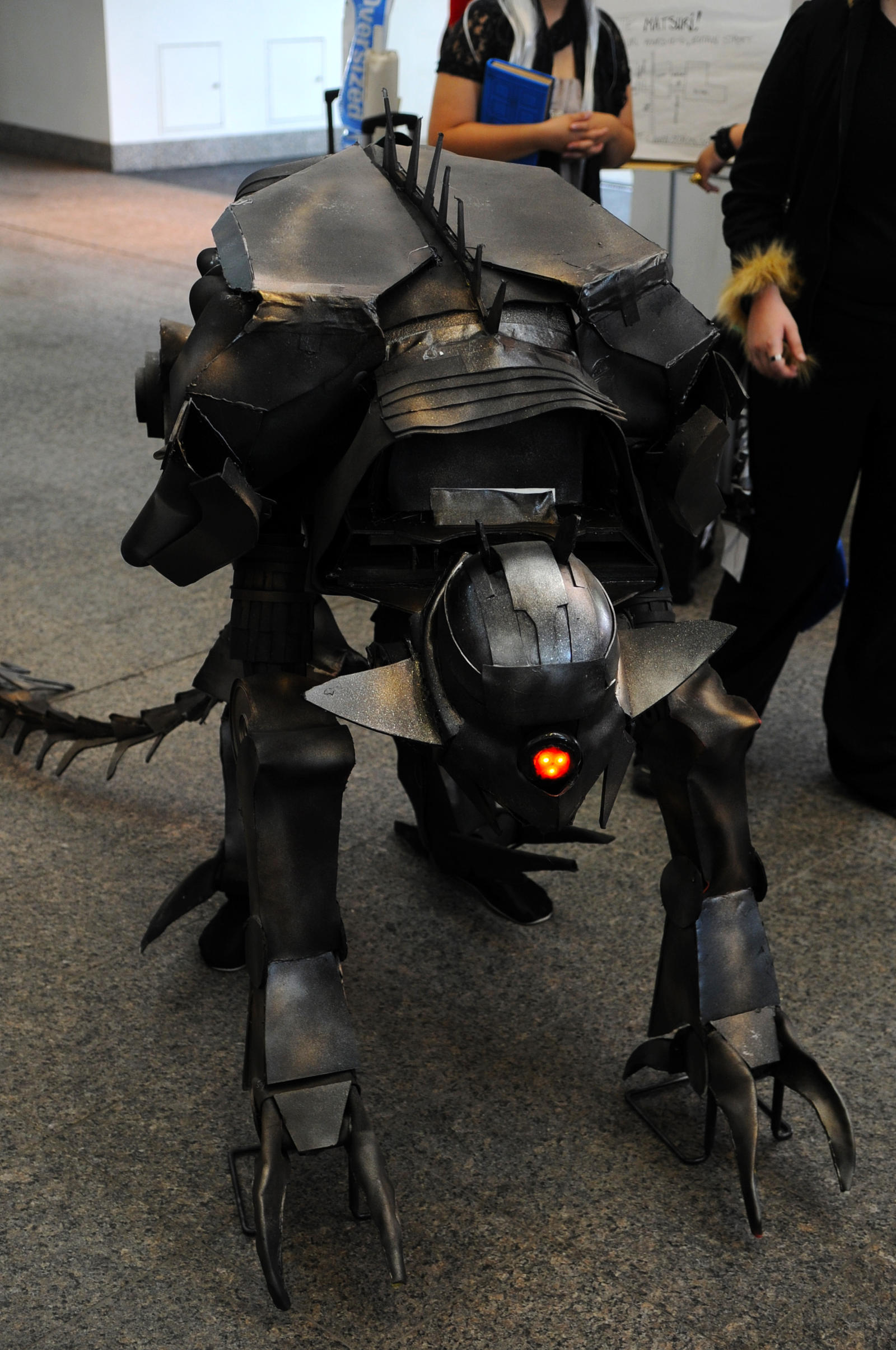 Otakon 2011 Ravage 2 by DarkGyraen