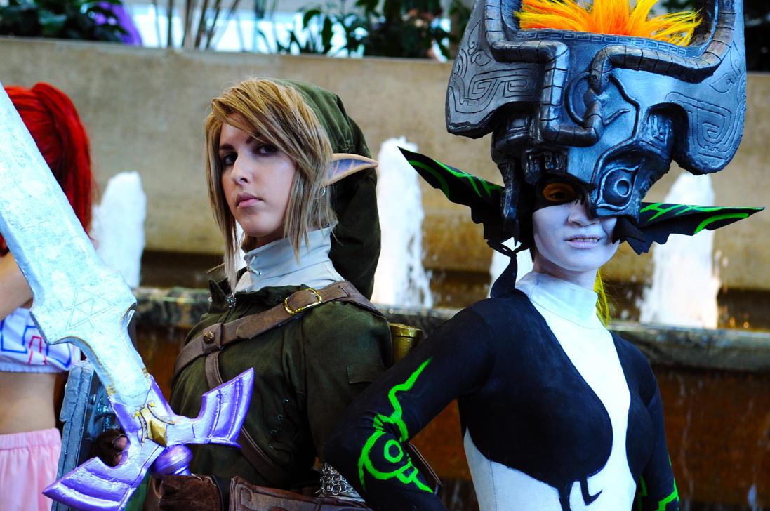 Otakon 2011 Twilight Princess by DarkGyraen
