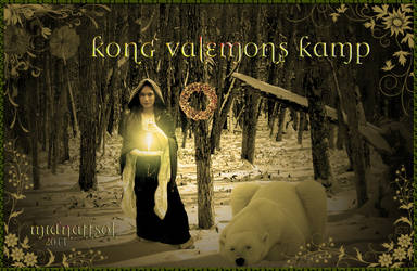 Kong Valemons Kamp by fireless-eyes