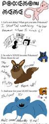 Pokemon meme by Cynder3601