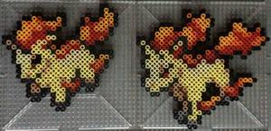 #077-#078 Ponyta and Rapidash Pelers