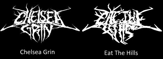 Chelsea Grin Band Logo