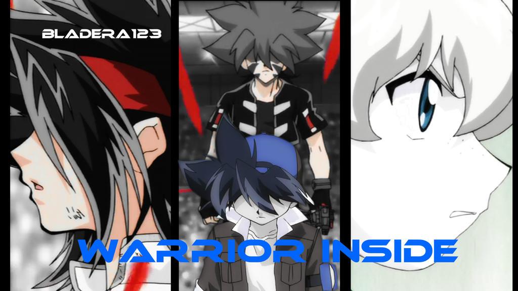 Warrior Inside - Thumbnail by BladEra123