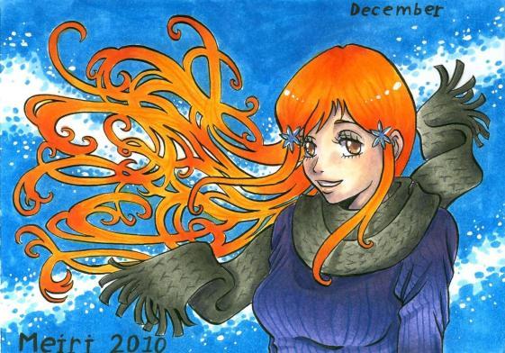 the wind by MeiriKobayashi