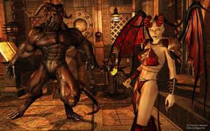 Demon Pet by Dendory