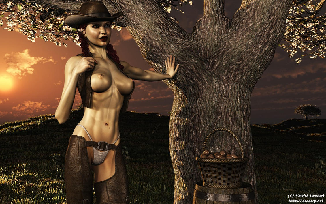 Cowgirl by Dendory