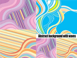 Abstract Vector Background Provisions by righteouBrother