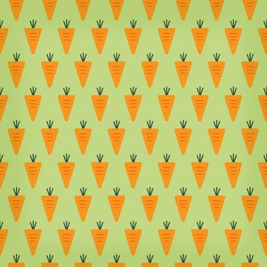 Carrot Pattern by righteouBrother