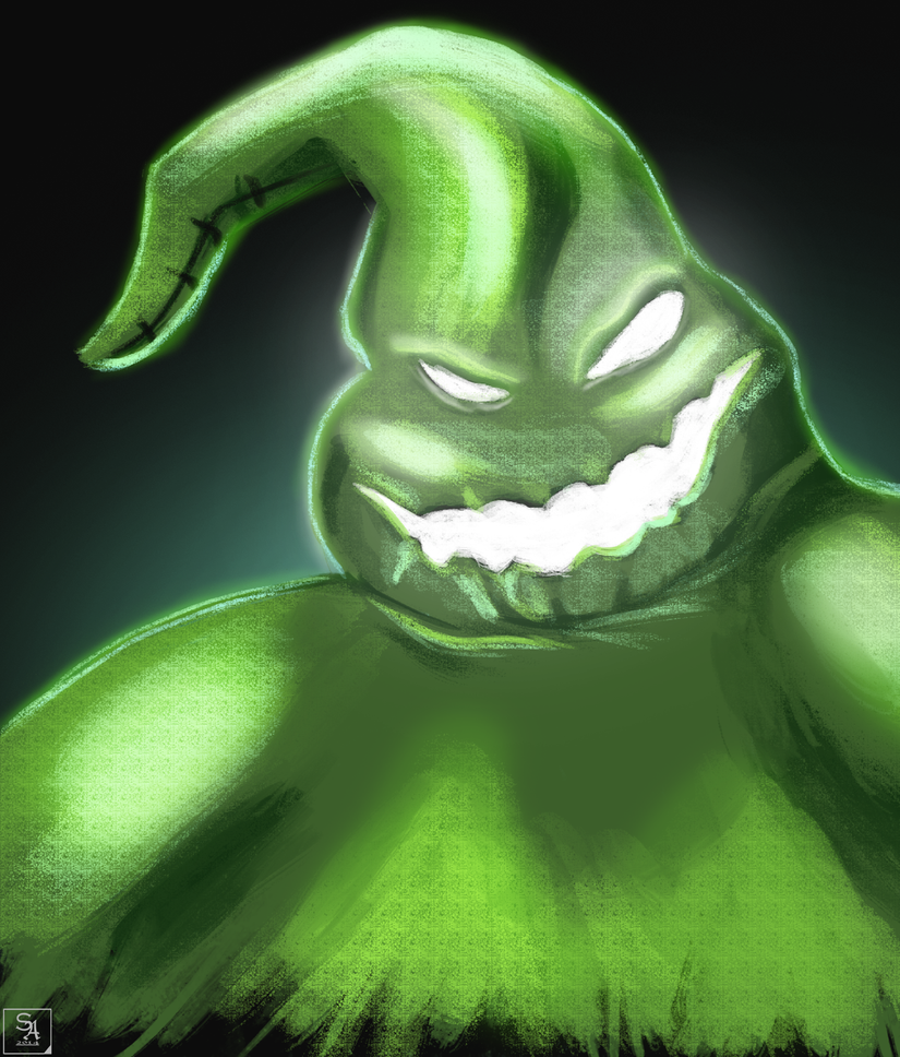 Mr. Oogie Boogie by TheSlipSpaceJumper