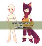 [F2U] Free to use base